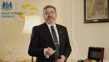 Magyarul bocsátott meg a 6:3-ért az új brit nagykövet