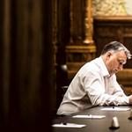Orbán már nagyon készül arra, hogy újságírókkal találkozik