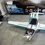 Kínában (is) gyártják a magyar csodarepülőgépet