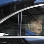 Merkel Pekingbe utazik, hogy megnyugtassa a világot