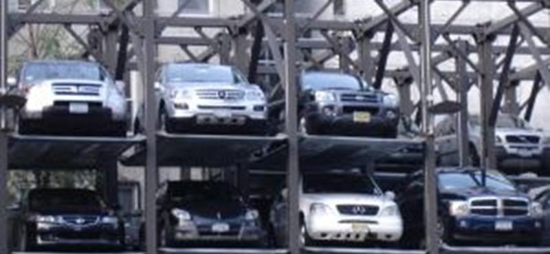 Olcsóbb lesz Magyarországon a parkolás, maximum 550 forint
