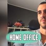 """Cseh László a Home office-ban: """"Nem érzem olyan fontosnak most, hogy lesz-e olimpia"""""""