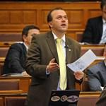 Az MSZP feloszlatásáról beszélt Gaudi-Nagy Tamás