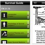 A túlélésben is segíthet az okostelefon