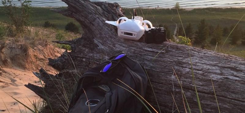 Érdekelné egy drón, ha az nem tudna repülni? Szerintünk igen
