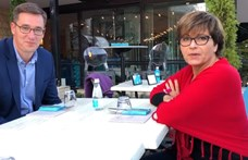 Karácsonnyal közös videót posztolt Kálmán Olga
