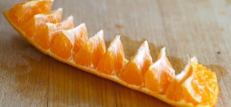 Egy különös rendellenesség: amikor a narancs íze elviselhetetlenül fáj
