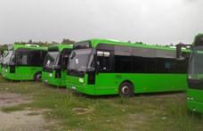 Sztrájkkal fenyegetnek a pécsi buszsofőrök