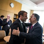 Macron ragaszkodik ahhoz, hogy a Néppárt rakja ki a Fideszt