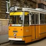 Halálra gázolt egy embert a 24-es villamos