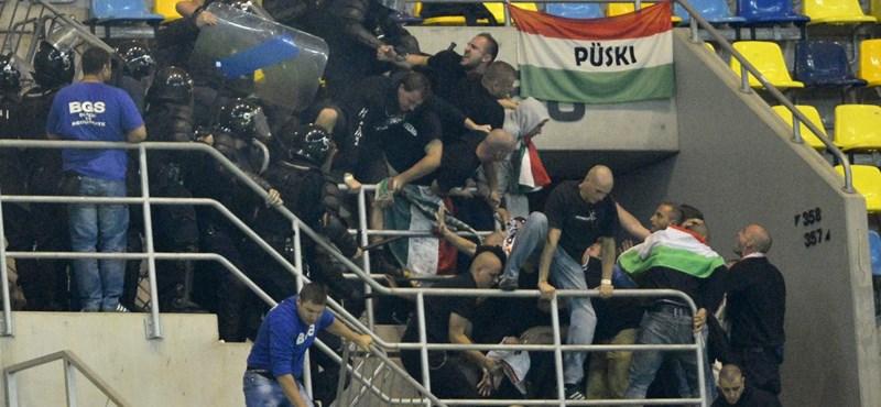 Bár egy magyar se menne Bukarestbe! – kívánja a meccs előtt egy magyar tisztviselő