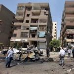 Fel akarták robbantani az egyiptomi belügyminisztert