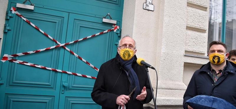 Niedermüller a Damjanich utcai ingatlanról: A mostani pályázaton is indulhat a zeneiskola fenntartója