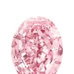 Itt a legdrágább gyémánt, ráadásul rózsaszín