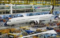 Szivárogtatnak a dolgozók: kritikus hibák vannak a Boeing repülőgépgyárában