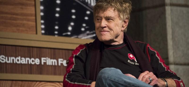 Nincs tovább: Robert Redford nyugdíjba vonul, felhagy a színészkedéssel