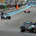 Rosberg nyerte az utolsó Forma-1-nagydíjat