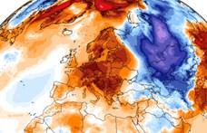 Sorra dőltek meg az európai melegrekordok februárban, és ez igen rossz előjel