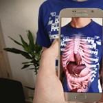 Különleges app: nézze meg, mi van a teste belsejében