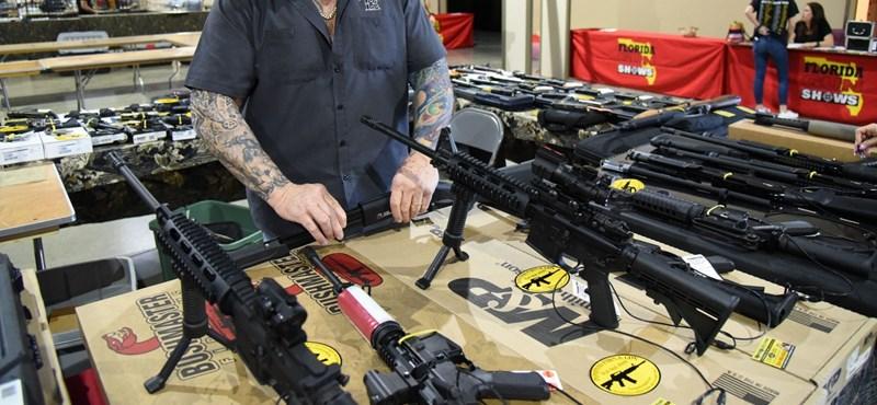 Olyan fegyvereket foglaltak le Bulgáriában, amilyen csak a különleges alakulatoknak van