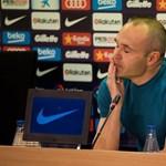 Megvan Iniesta új klubja
