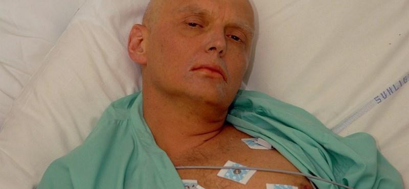 Nemzetközi elfogatóparancsot adtak ki a Litvinyenko-gyilkosság gyanúsítottjai ellen