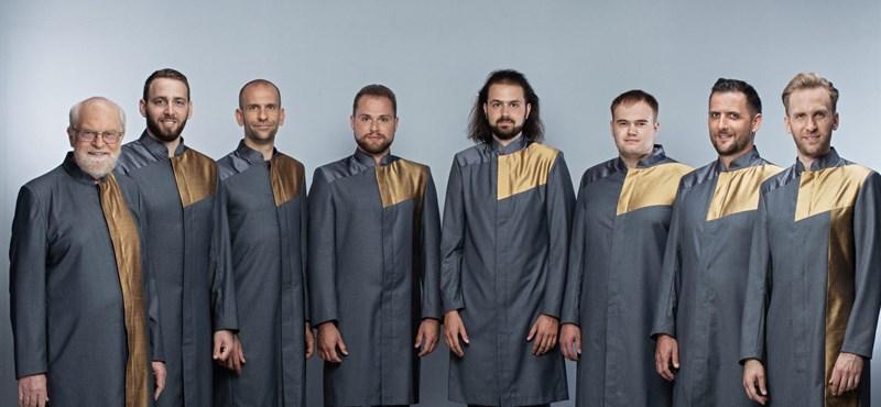 Bubnóék zenéje – itt megnézheti a Szent Efrém Férfikar koncertjét