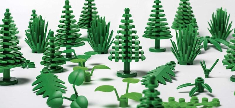 Újít a Lego, jönnek a cukornádból készülő kockák