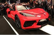 900 millió forintot ért meg valakinek a legújabb Chevrolet Corvette