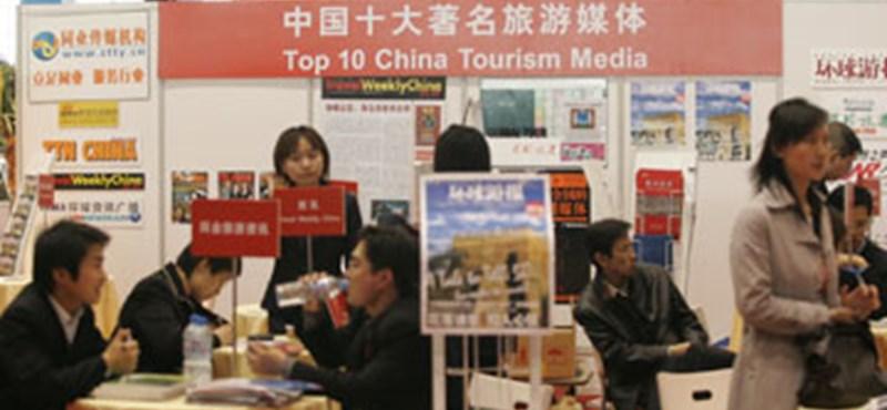 Magyarország Kína legnagyobb turisztikai kiállításán