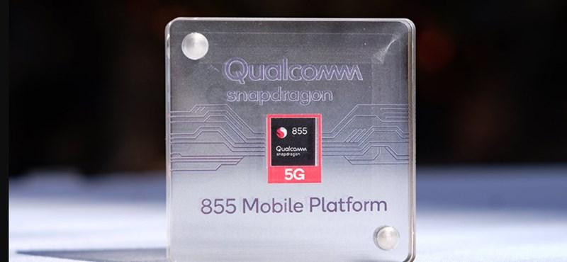 Megérkezett 2019 androidos csúcstelefonjainak reménye, a Snapdragon 855 lapkakészlet