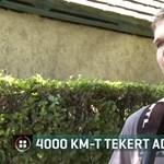 4000 kilométert biciklizett Ázsiában azért, hogy pénzt gyűjtsön egy hospice háznak