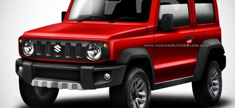 Már csak pár hét, és itt a sokak által várt új kis Suzuki – mutatjuk