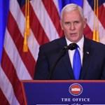 Mike Pence megírta: Nem áll Joe Biden megválasztásának útjába