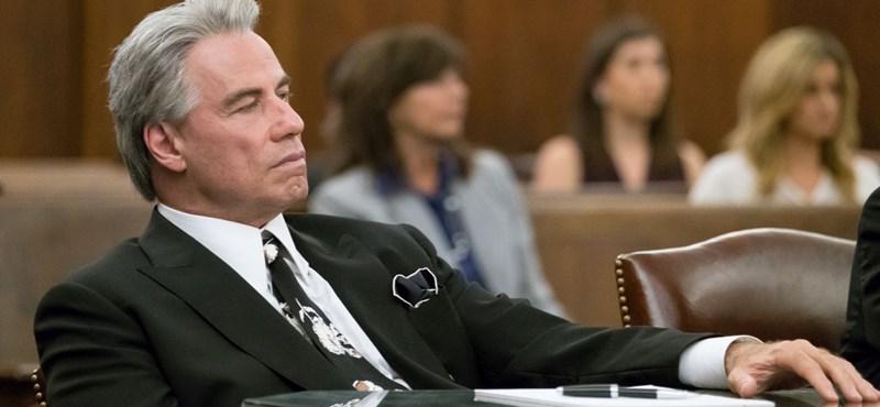 Travolta új gengszterfilmje viccnek is rossz, pedig nagyon is komolyan gondolták