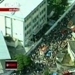 Iskolai lövöldözés Rióban: 12 halott, 18 sebesült