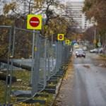 A BKK szerint az Etele úti fasor átmeneti jellegű volt régen, csak azóta megnőtt
