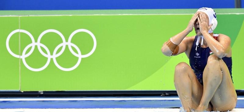 Nem jött össze a bronz! Negyedik a magyar női vízilabda válogatott
