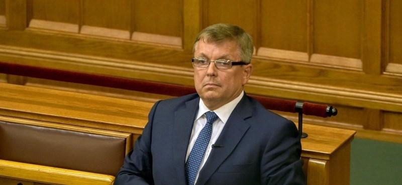 Kiderült, hogy a friss házas Matolcsy kapott-e kezdveményes kölcsönt az MNB-től