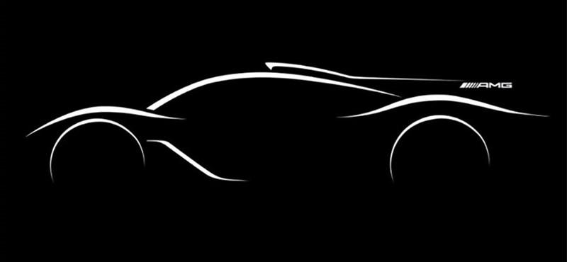 1000 lóerős szörnyeteget épít a Mercedes