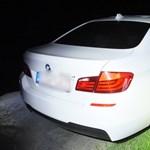 5-ös BMW-vel menekült a rendőrök elől, közben kidobta a marihuánát – videóval
