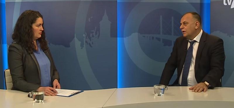Előre megkaphatta a kérdéseket Varga István, akinek az interjú után távoznia kellett a fideszes médiaholding éléről