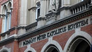 Új rektora lesz a Pázmány Péter Katolikus Egyetemnek