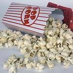 Miért éppen popcornt eszünk a moziban?