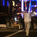 Tankok a Boszporusz-hídon - a török puccskísérlet képekben