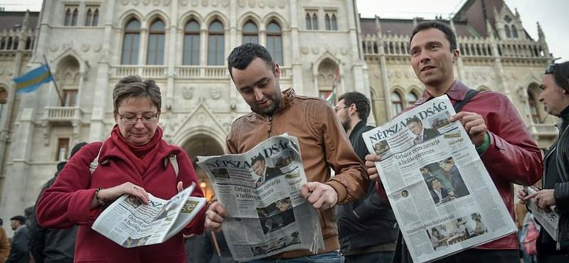 A Népszavához mehet a legtöbb népszabis újságíró