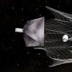 Tesztelték a hálót, amellyel összefogdosnák a szemetet az űrben – videó