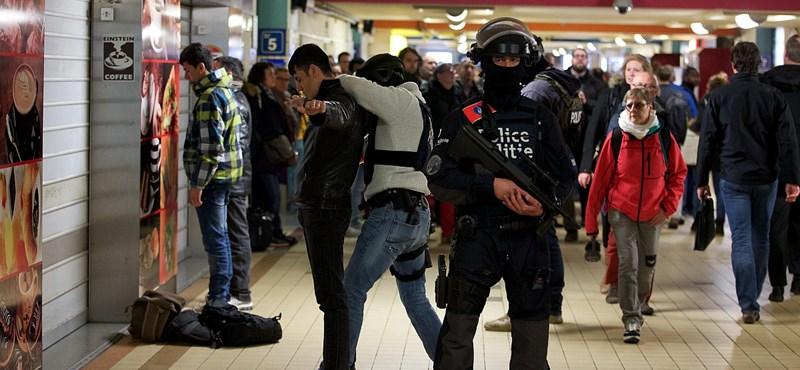 Újra jár a brüsszeli metró, de sok a korlátozás