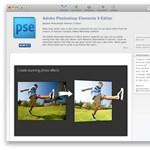 Az App Store-ban is megvásárolható a Photoshop Elements 9