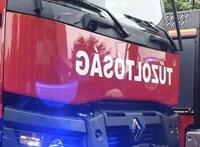 Szén-monoxid-mérgezés miatt hat embert kórházba vittek egy budapesti társasházból
